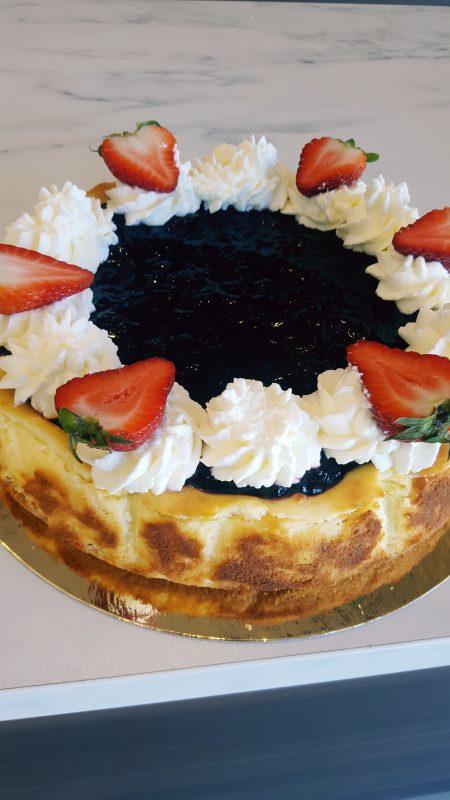 cheese cake real cream