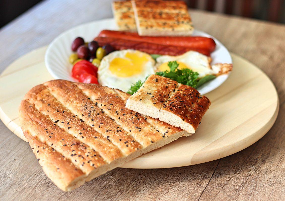 barbari egg sausage