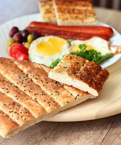 barbari egg sausage
