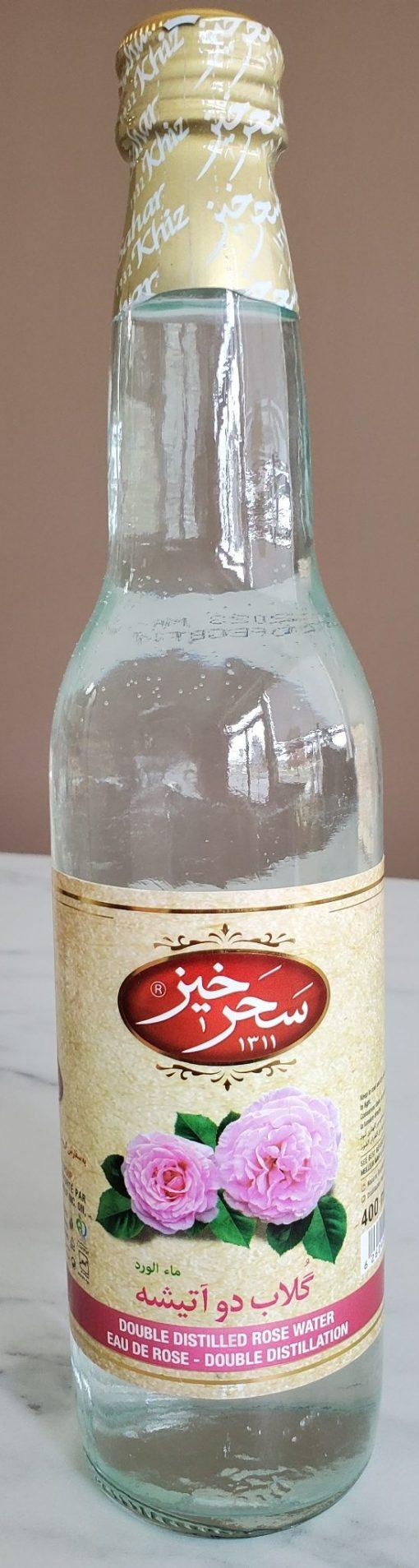 rose water saharkhiz