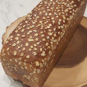 Brown Molasses Bread