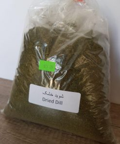 dried dill