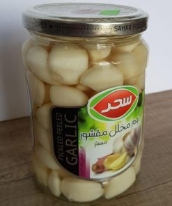 garlic pickled