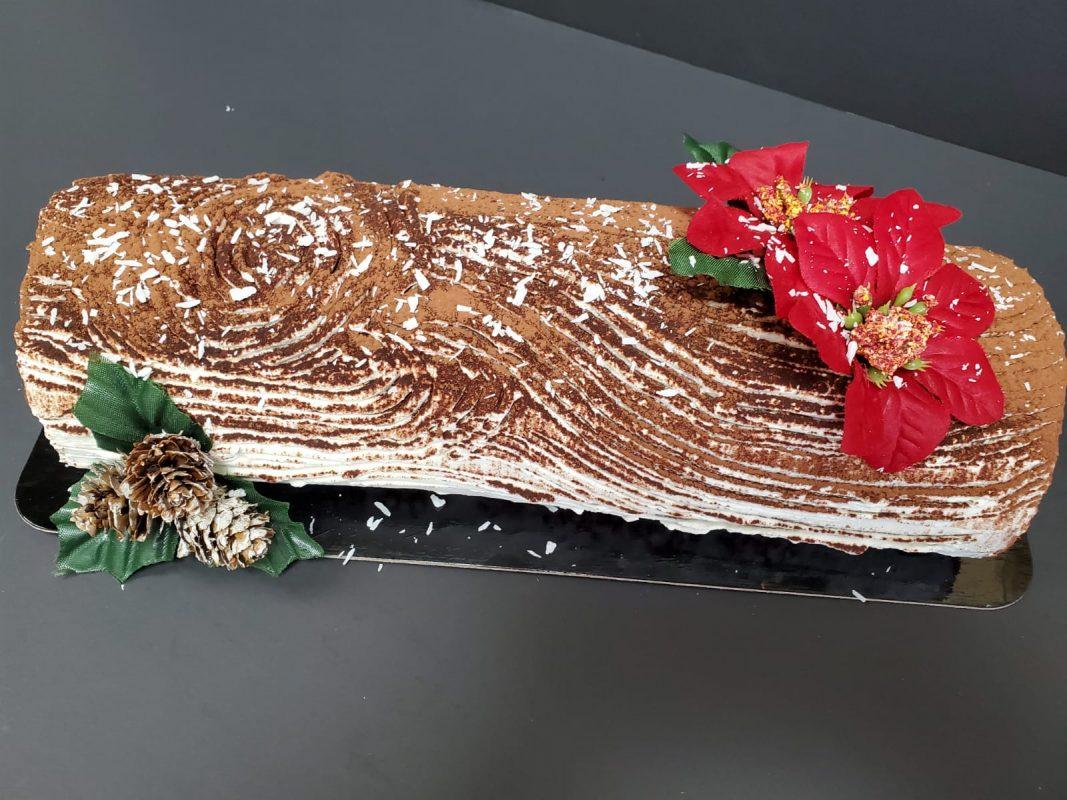 yule log cake halifax