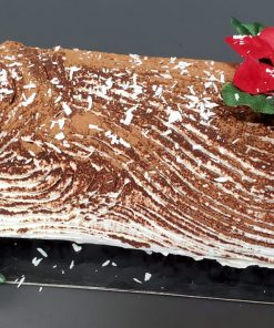yule log cake local bakery halifax