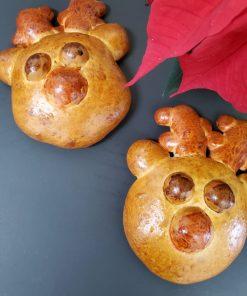 rudolph bread